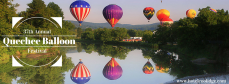 Facebook ad Hotel Coolidge Quechee Balloon Festival