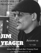 Jim Yeager flyer