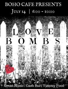 LOVEBOMBS Poster