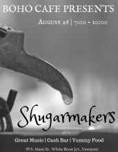 SHUGARMAKERS Flyer