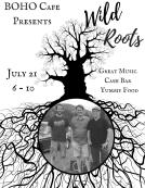 Wild Roots flyer